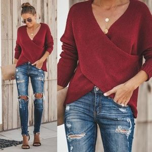 Sweaters - Must have!  Beautiful wrap sweater
